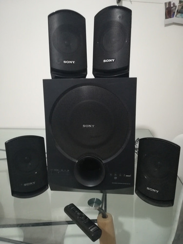 Home Theater Sony Modelo Wms10