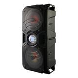 Parlante Doble A Batería Kolke Iron 150w Bluetooth Mic Loi