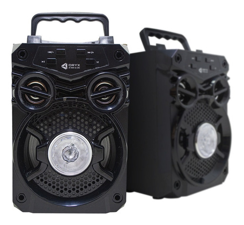 Parlante Led Oryx 5w Portátil Bluetooth Recargable Usb