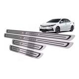 Cubre Zocalos P/ Toyota Corolla Accesorio Todos Los Modelos