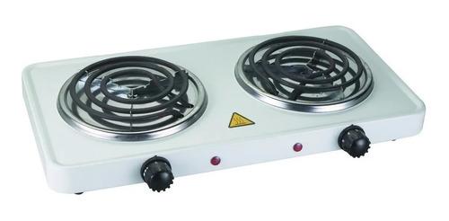 Cocina Electrica 2 Hornillas Nueva Hot Plate 2000w Tienda