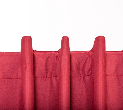 Cortina Blackout Textil Cubre 100% Bloquea Paso Luz Dkama F
