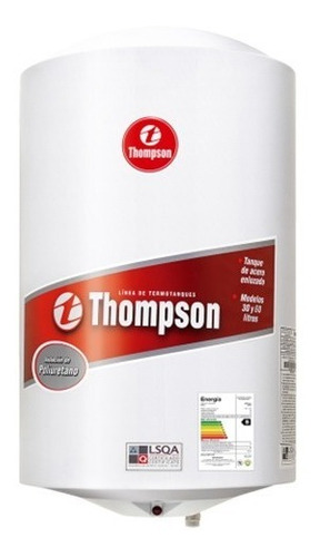 Termotanque Calefon James Thompson 30 Litros Laser Tv