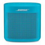 Parlante Bose Soundlink Color Ii Portátil Con Bluetooth Aquatic Blue