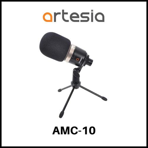 Micrófono De Condensador Artesia Amc10