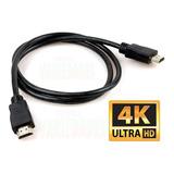 Cable Hdmi  Alta Definicion Uhd 4k Alta Velocidad Hi Speed
