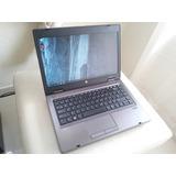 Laptop Hp Probook 6475b Amd A6 6gb Ram 320gb 14.1 Pulgadas