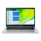 Notebook Acer Aspire 5 A514 Prata 14 , Intel Core I5 1035g1  8gb De Ram 512gb Ssd, Nvidia Geforce Mx350 1366x768px Windows 10 Home