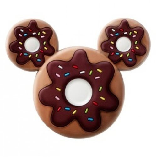 Mickey Mouse Donut Scented Pvc Imán