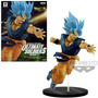 Boneco Dragon Ball Goku Blue - Ultimate Soldiers - Banpresto Original