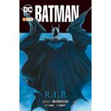 Batman R.i.p. (color)