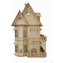 Casita De Muñecas Fibrofacil Con 23 Muebles Casa Gotica En Venta En San Miguel Bs As G B A Norte Por Sólo 1450 00 Compracompras Com Argentina