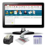 Sistema Simples Para Controle De Estoque Vendas Caixa Pdv