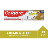 Crema Dental Colgate Total 12 Anti Sarro 90 G
