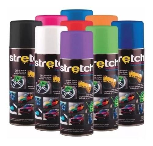 Stretch | Pintura Removible | Todos Los Colores | Envios