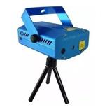 Proyector Laser Fiesta, Luces De Fiesta Ritmico  Garantía