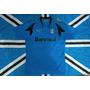 Camisa Grêmio Puma Azul Celeste 2007 # 11 Tamanho Gg De Jogo Original
