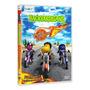 Dvd Backyardigans Em: Pé Na Estrada (novo) Original