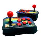 Consola Retro Arcade Juegos Clásicos 16 Bits Joystick Tv