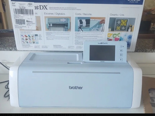 Brother Scanncut Sdx 225