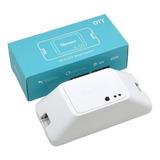 Sonoff Basic R3 Con Funcion Pulso Wifi Domotica Rele Diy