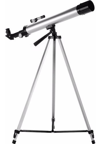 Telescopio Astronómico F60050 Refractor