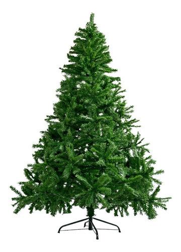 Arbol Pino Navidad  2.20m Artificial Verde Jardimex 974 Rama