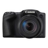 Canon Powershot Sx420 Is Compacta Avanzada Color  Negro