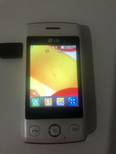 Telefono LG T300 Practico Y Sencillo
