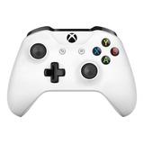 Control Joystick Inalámbrico Microsoft Xbox Mando Inalámbrico Xbox One White