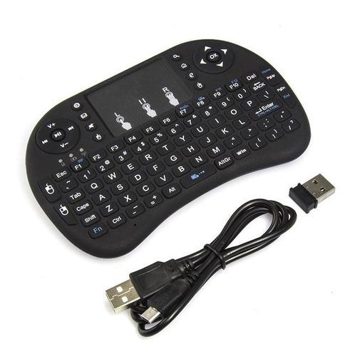Mini Teclado Inalambrico Con Mouse Touchpad