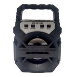 Parlante Portatil Bluetooth Inalambrico Usb Micro Luces Led