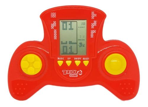 Consola Tetris Portatil 9999 Juegos A Pilas