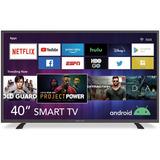 Televisor Smart Tv North Tech 40 Led Hd Wifi Netflix Netkey