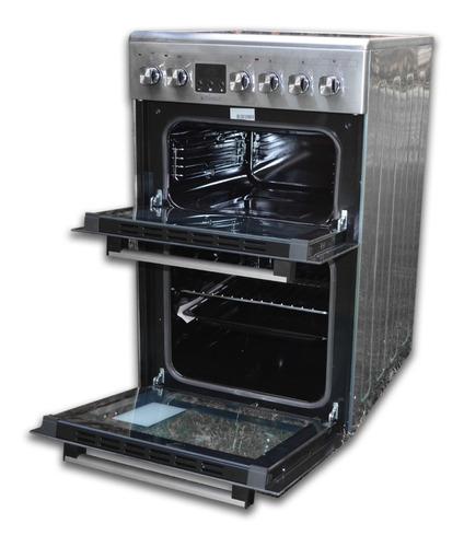 Cocina Doble Horno Electrica  Vitroceramica C/instalacion Incluida