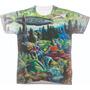 Camiseta Camisa Blusa Rock Led Zeppelin Banda 0007 Original