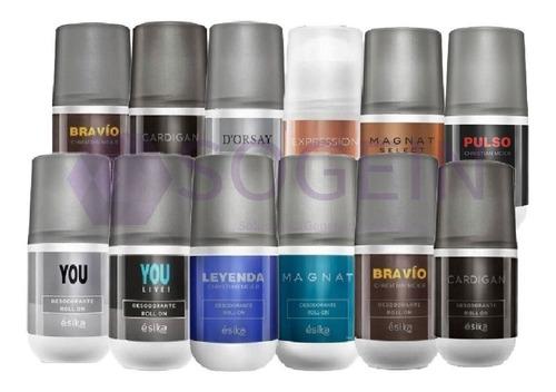 Desodorantes  Esika - L a $70