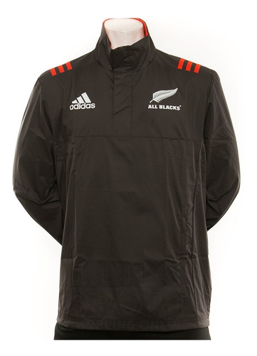 Rompeviento adidas All Blacks Hombre Rugby Del Talle Xs / Xl