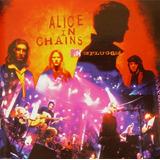 Vinilo Alice In Chains Mtv Unplugged 2 Lp Nuevo Sellado
