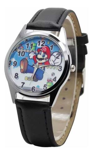 Reloj Mario Bros Para Niños.