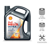 Cambio De Aceite Y Filtros Honda Fit 1.5 16v 120cv 12/15