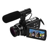 Andoer 4k Ultra Hd - Cámara De Vídeo Digital Dv