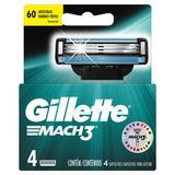 Repuestos Para Afeitar Gillette Mach3 4u