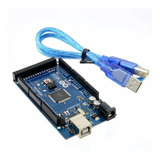 Arduino Mega 2560 R3 16u2 Con Cable Usb Impresora 3d