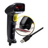 Leitor Código De Barras Com Fio Bar Code Scanner X-9300
