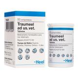 Homeopaticos Traumeel Ad Us. Vet. Frasco X 50 Comp. Heel