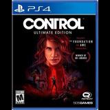 Control Ultimate Edition Ps4 Fisico Nuevo