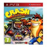 Crash Bandicoot Pack Juegos (1,2,3 Y Ctr) Ps3 Original