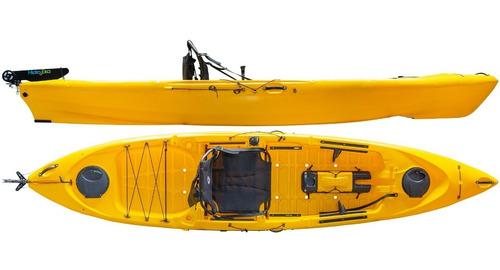 Kayak Hidro2eko Caiman 125 Pro Amarillo - Kayaks Feelfree