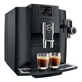 Cafetera Jura E8 Super Automático Piano Black Expreso 110v